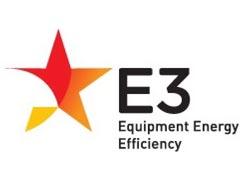Equipment Energy Efficiency E3 accreditation
